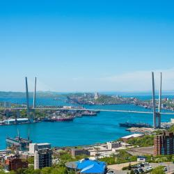 Vladivostok 21 hotels with pools