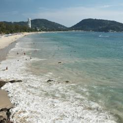 Patong Beach 38 luxury hotels