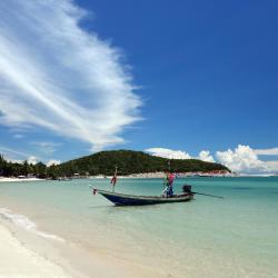 Praia de Choeng Mon 12 apartamentos