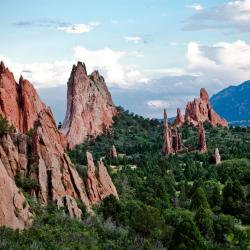 Colorado Springs 24 self catering properties
