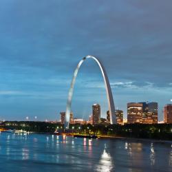Saint Louis 157 hotels