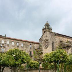 Pontevedra 207 hoteller