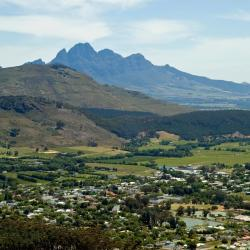 Franschhoek 9 farm stays