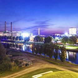 Wolfsburg 55 hotels