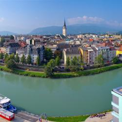 Villach 4 luxury hotels