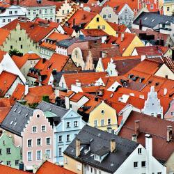 Landshut 36 khách sạn