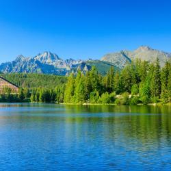 Szczyrbskie Jezioro 61 hoteli