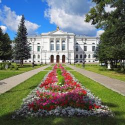 Томск 560 отелей
