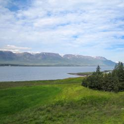 Svalbarðseyri 2 hotéis