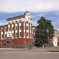 Gusev 9 hotels