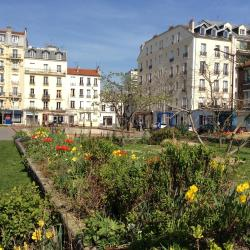 Bois-Colombes 8 hotels