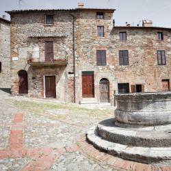 Castiglione d'Orcia 65 hotéis