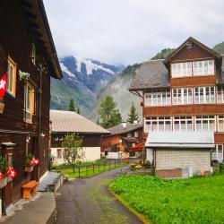 Gimmelwald 4 hoteller