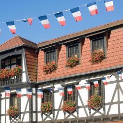Eckbolsheim 6 hoteluri