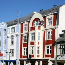Harstad 11 hoteller