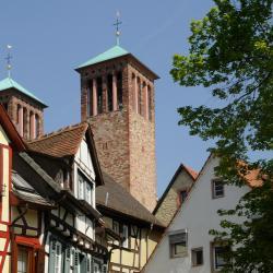 Bensheim 43 hotéis