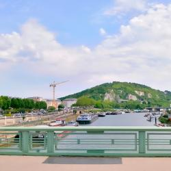 Mont-Saint-Aignan 30 hotels