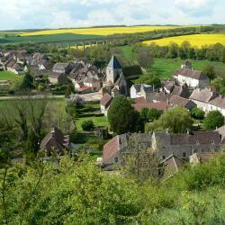Druyes-les-Belles-Fontaines 4 viešbučių
