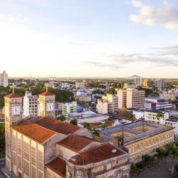 Cuiabá 100 hotéis