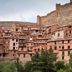 Albarracín 50 hotels