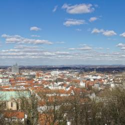 Bielefeld 91 hotels