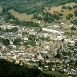 Brive-la-Gaillarde 55 hotels