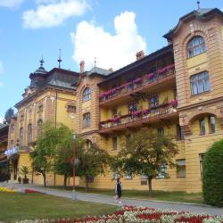 Bardejovské Kúpele 12 hotels