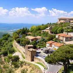 Montalcino 105 hotéis
