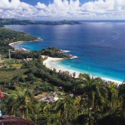 Grand Anse 4 casas de temporada