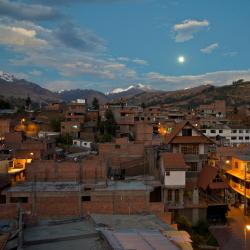 Huaraz 3 hotels with pools