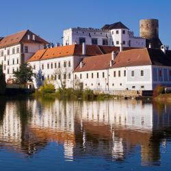 Jindřichŭv Hradec 56 hotels
