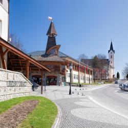 Stará Bystrica 5 hotels