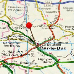 Bar-le-Duc 9 hotels