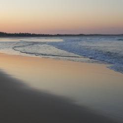 Praia do Tofo 5 cabins