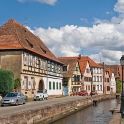 Wissembourg 5 B&Bs