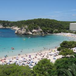 Cala Galdana 107 hotels