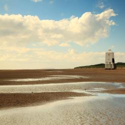Burnham on Sea 5 beach hotels