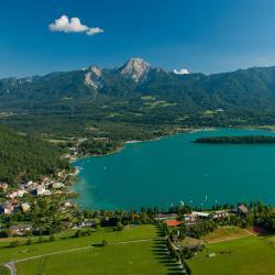 Egg am Faaker See (Brdo ob Baškem jezeru) 26 hotelov