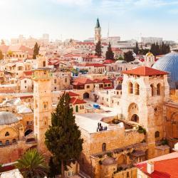 ירושלים 17 מלונות