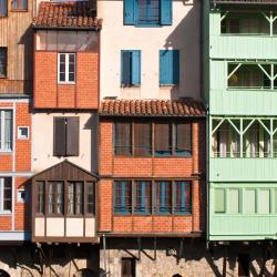 Burlats 5 hotels