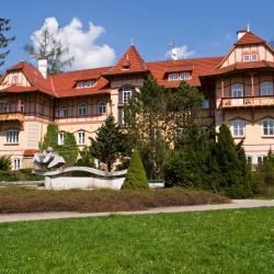 Luhačovice 72 hotels