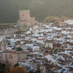 Alcalá del Júcar 3 hoteles spa