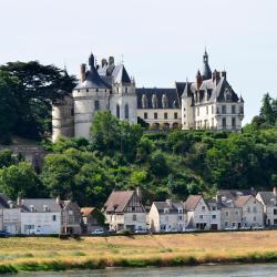 Chaumont-sur-Loire 3 pensiones