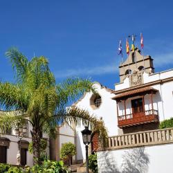 Icod de los Vinos 262 hotelov