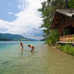 Weissensee 5 luxury hotels