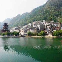 Zhenyuan 4 hôtels