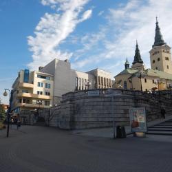Žilina 6 hotels with a jacuzzi
