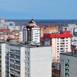 Syktyvkar 190 hotels