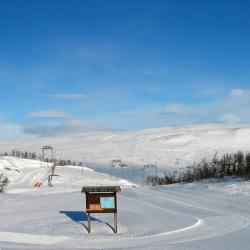 Geilo 3 beach hotels