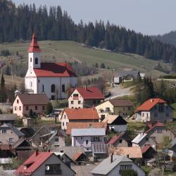 Liptovský Ján 5 lodges